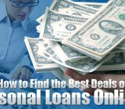 Guide for Finding out the Most Profitable Online Personal Loan Deal